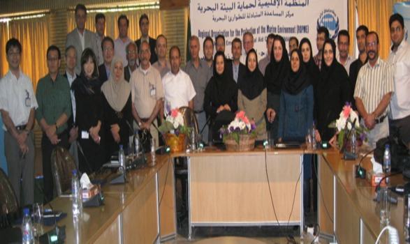 IRAN WORKSHOP-2014 Marine HNS & Oil Pollution Combating